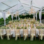 [Latitude Villa] White & Green Elegant Garden Wedding