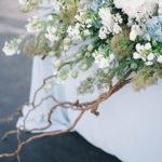[Villa Phalosa] Serene Dusty Blue Wedding